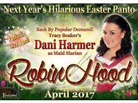 Robin Hood Easter Panto on April 06, 2017