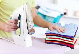 Ironing service Scarborough Stirling Area Preview