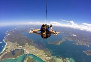 SKY DIVING PACKAGE Kincumber Gosford Area Preview