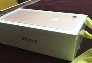 New iPhone 7 256gb gold seal Balga Stirling Area Preview