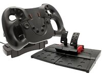 Official Sony PlayStation 4 Licensed Pace Racing Wheel