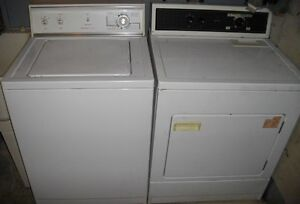 Kenmore Heavy Duty Washer and Dryer – $200