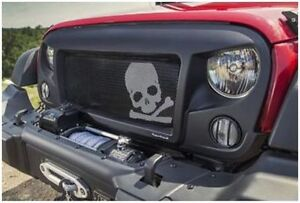 JEEP- Grille Angry Eyes & Grille Pirate Skull