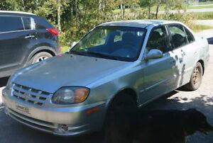 2005 Hyundai Accent 1100$