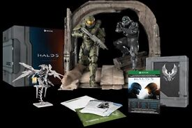 Halo 5 collectors edition as new