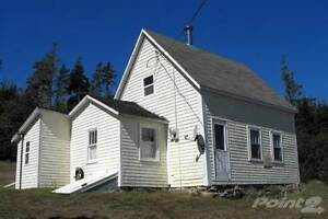 Homes for Sale in Tiverton, Nova Scotia $58,500