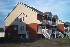 Hull - Le Plateau - 3 Chambres - Libre - $825/mois