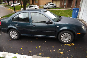 2002 Jetta for Sell
