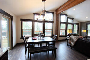 Cranbrook Log Home Vacation Property for Sale| Call Us