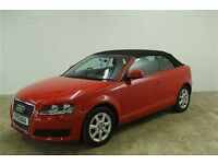 Audi A3 TFSI Cabriolet-Finance Available to People on Benefits and Poor Credit Histories-