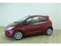 Ford KA ZETEC-Finance Available to People on Benefits and Poor Credit Histories-