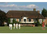 **Want to play cricket in South London?** - Players wanted for the 2018 season - Kingstonian CC