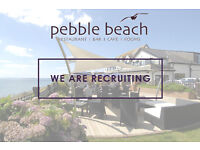 PEBBLE BEACH RESTAURANT NEED A KITCHEN PORTER & CHEF DE PARTIE