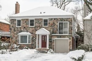 South Leaside House for Rent