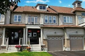 Gorgeously Finished Newer Freehold Townhome In Whitby Shores !