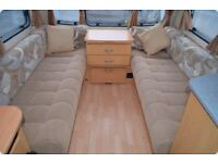 BAILEY RANGER CARAVAN 460/2 GT60 2010 model