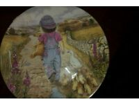 Royal Worcester Plates & Royal Doulton