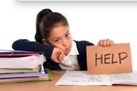 Aide en anglais, espagnol et études primaires