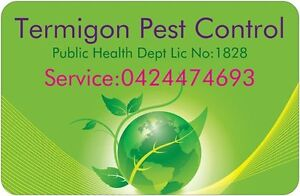Termigon Pest Control - FAST, EFFECTIVE. AFFORDABLE. 7 DAYS Cannington Canning Area Preview