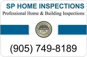 SP HOME INSPECTIONS - Certified and Experienced Home Inspector