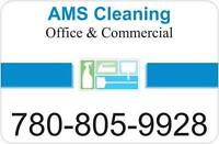AMS Cleaning looking for clients spruce grove/west edmonton