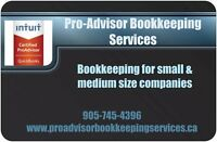 Bookkeeping - Quickbooks Online & Desktop Training