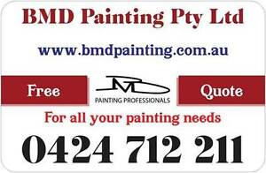 BMD Painting Pty Ltd Meadowbrook Logan Area Preview