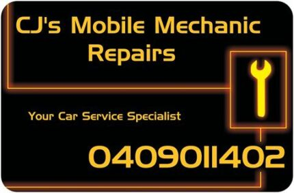 CJ'S MOBILE MECHANIC REPAIRS and AIR CON REGAS from $149 Clarkson Wanneroo Area Preview