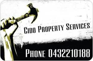 Cido Property Services (No Job is too Big or too Small We do all) Brisbane Region Preview