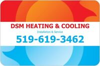 HVAC, Low Rates, High Quality, AC & Furnace Install & Repair