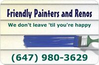 **.LOOK NO FURTHER..ALL YOUR PAINTING NEEDS ARE AVAILABLE HERE*