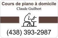 Cours de piano à votre DOMICILE:Vaudreuil-Soulanges, West Island