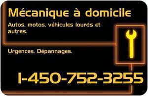 Mécanique Automobile à domicile
