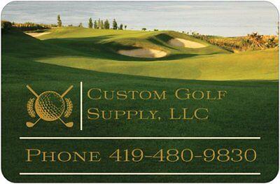 Custom Golf Supply