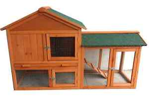 The Ranch. chicken cage guinea pig cage hutch Fully Assembled North Lakes Pine Rivers Area Preview