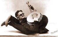 seeking banjo player