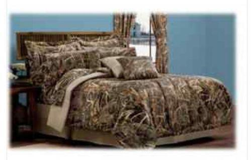 Camo Full Bed Sheets Ebay