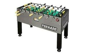Foosball Table EBay - How much does a foosball table cost