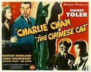 Charlie Chan Poster