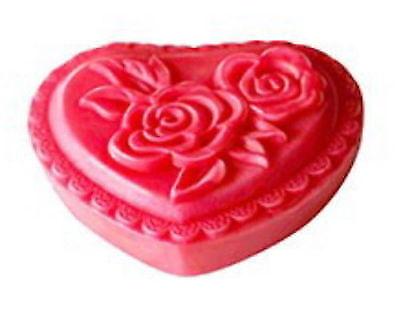 BioFresh ROSE VON BULGARIEN Glycerin-Seife Luxorious 70g mit natürlichem Rosenöl - Natürliche Glycerin Seife