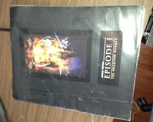 Star Wars episode 1 poster book for sale London Ontario image 1