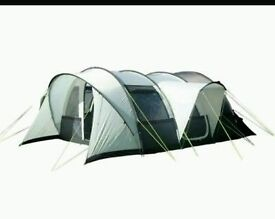 Sunncamp Family Vario 600 used 2x. Great family tent