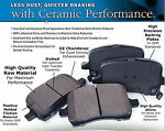 Semi-Metallic Vs Ceramic Brake Pads