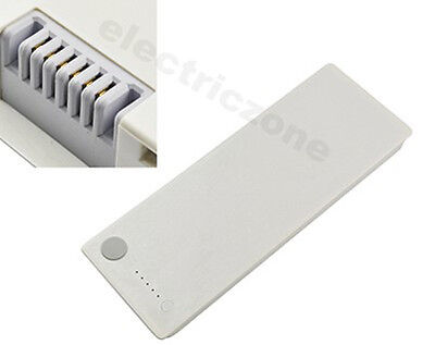 "6 Cell Laptop Battery for Apple MacBook 13"" 13.3"" A1181 A1185 MA561 MA566 White on Rummage"