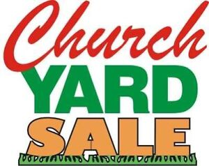 Church Yard and Bake Sale