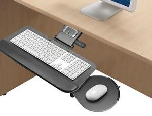 CompX Articulating Keyboard Tray Combo