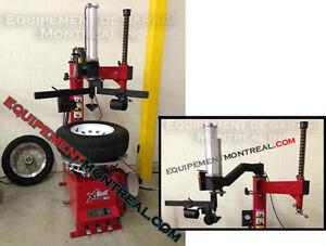 Machine a pneus - Monte demonte pneu / tire changer BRAS HELPER