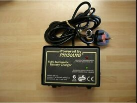 Mobility scooter battery charger 24 Volt 3.0 Amp XLR MB-24/3