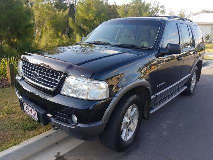 V8 Ford Explorer XLT 4x4 Wagon in great condition Griffin Pine Rivers Area Preview