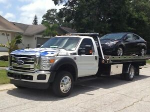2011 Ford F-550 single cab Pickup Truck